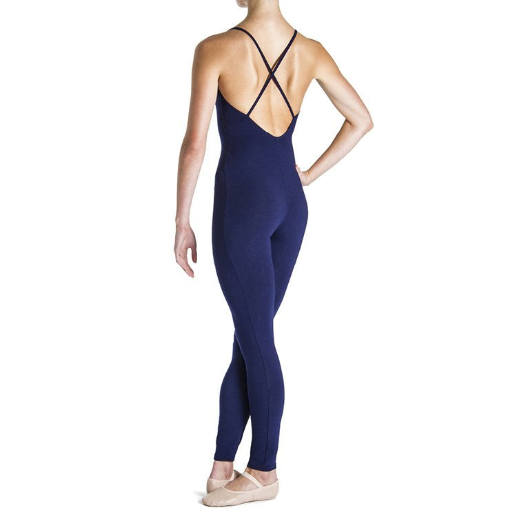 U3451 – Bloch Una Cross Back Womens Unitard
