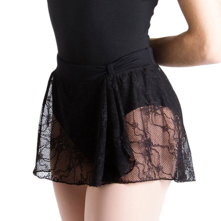 A51990 - Bloch Enam Womens Lace Skirt