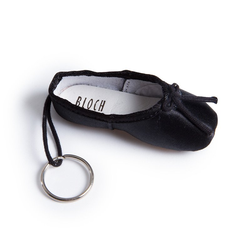 90049P - Bloch Pointe Shoe Keyring