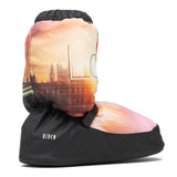 SIM5009CS - Bloch Adult Warmup London City Scape Bootie