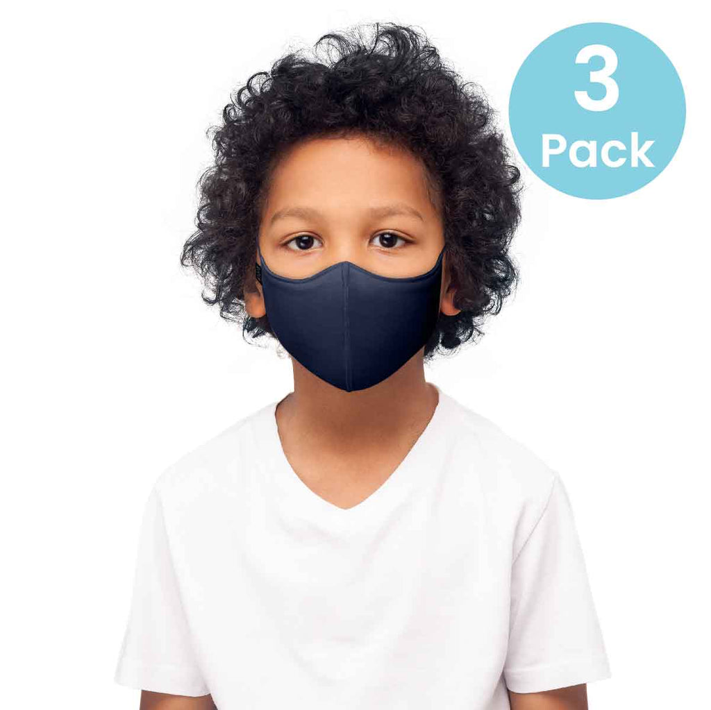 A5001CP - Bloch Childrens Face Mask 3 Pack