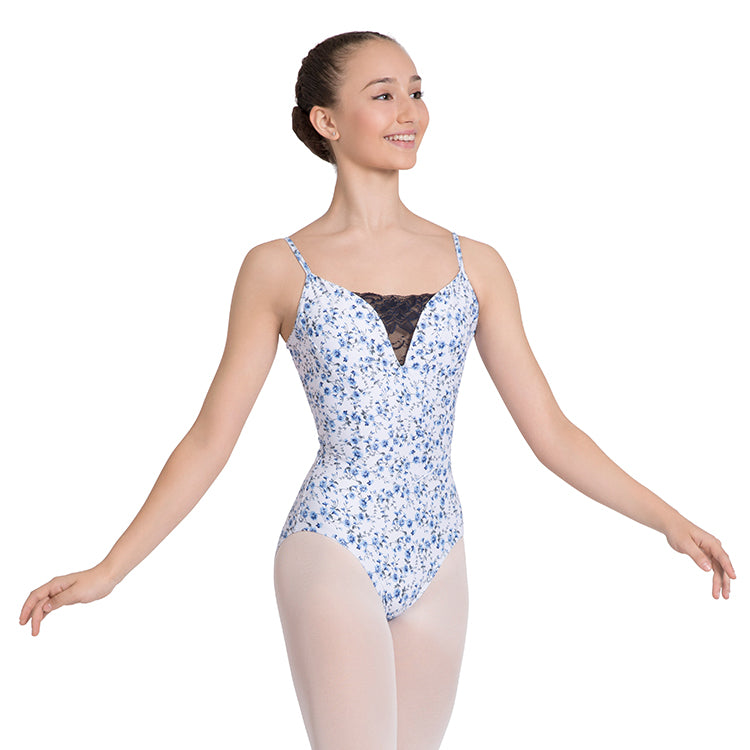 L0005L - Danse De Paris 'Antoinette' Womens Leotard