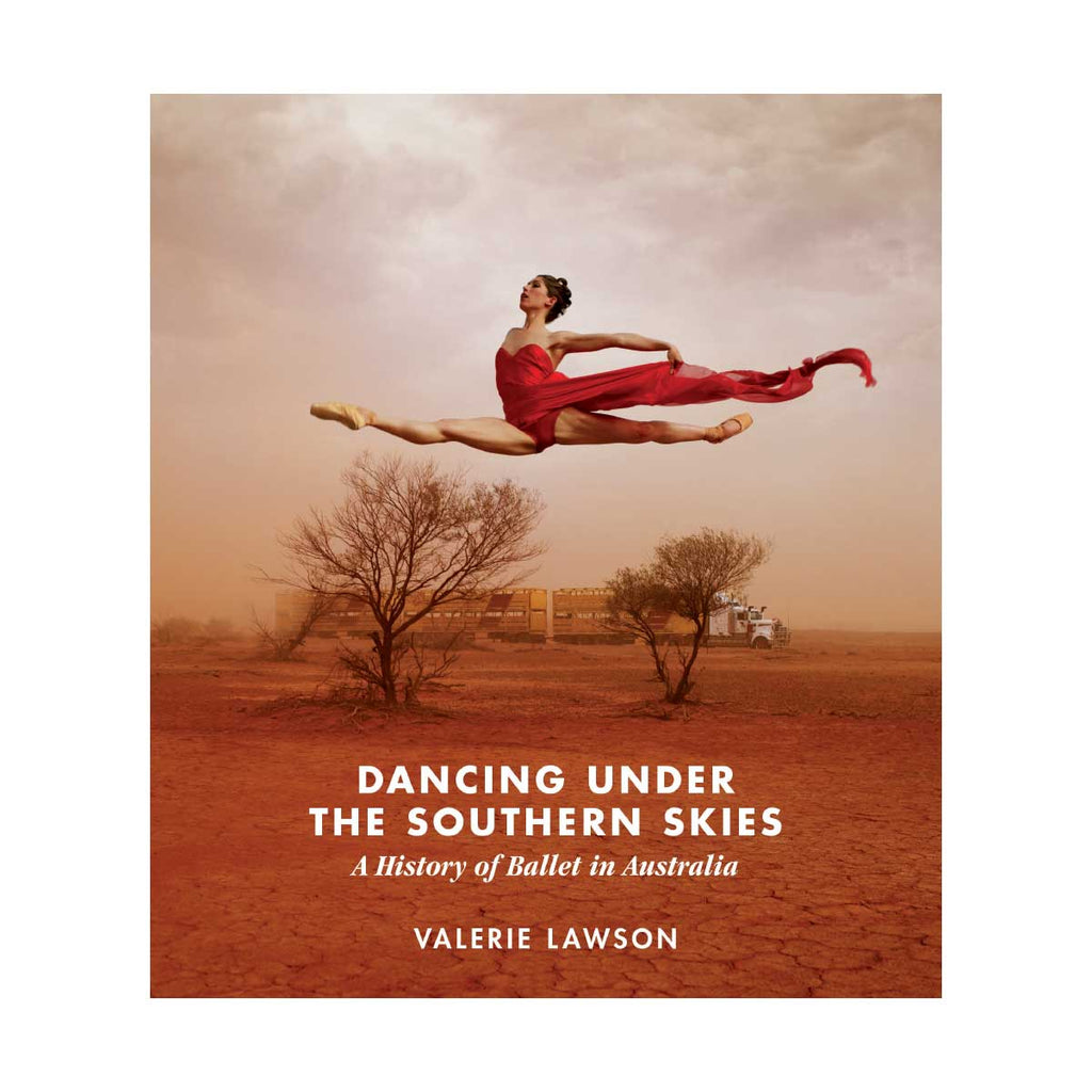 15000 - Dancing Under The Southern Skies Paperback Book By Valerie Lawson