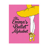 14001 - The Wiggles:Emma's Ballet Alphabet Hardcover Book By The Wiggles
