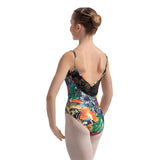 L0008L - Danse De Paris 'Afrique' Womens Leotard