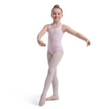 L0808G - Bloch Overture Oona Scoop Neck Girls Tank Leotard