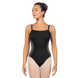 L54917TW - Bloch Naila Scoop Neck Open Back Girls Tween Camisole Leotard