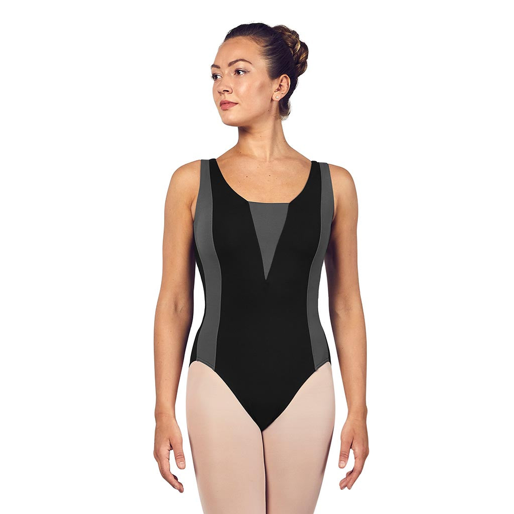 L54955 - Bloch Esrah Open Back Womens Tank Leotard