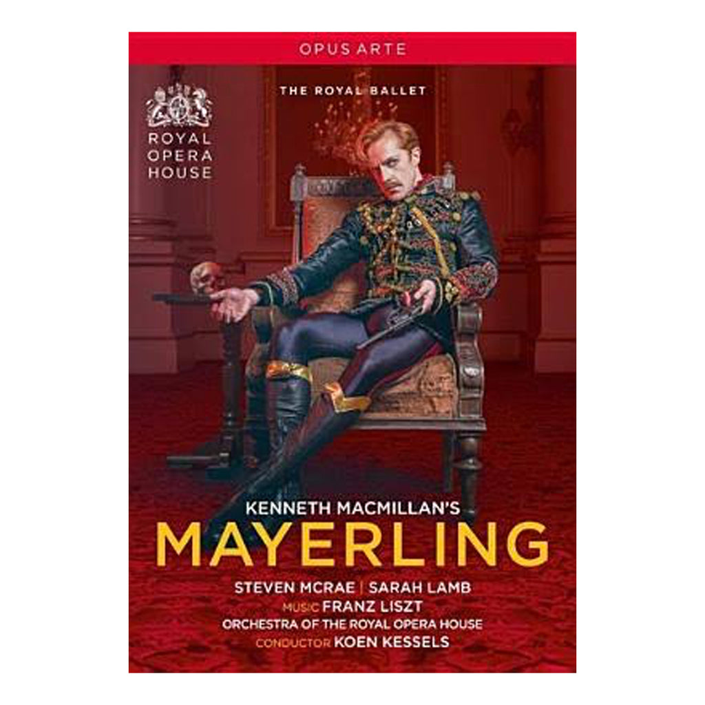 71010 - The Royal Ballet. Mayerling