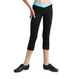 PF5811G - Bloch V Front ¾ Girls Tight