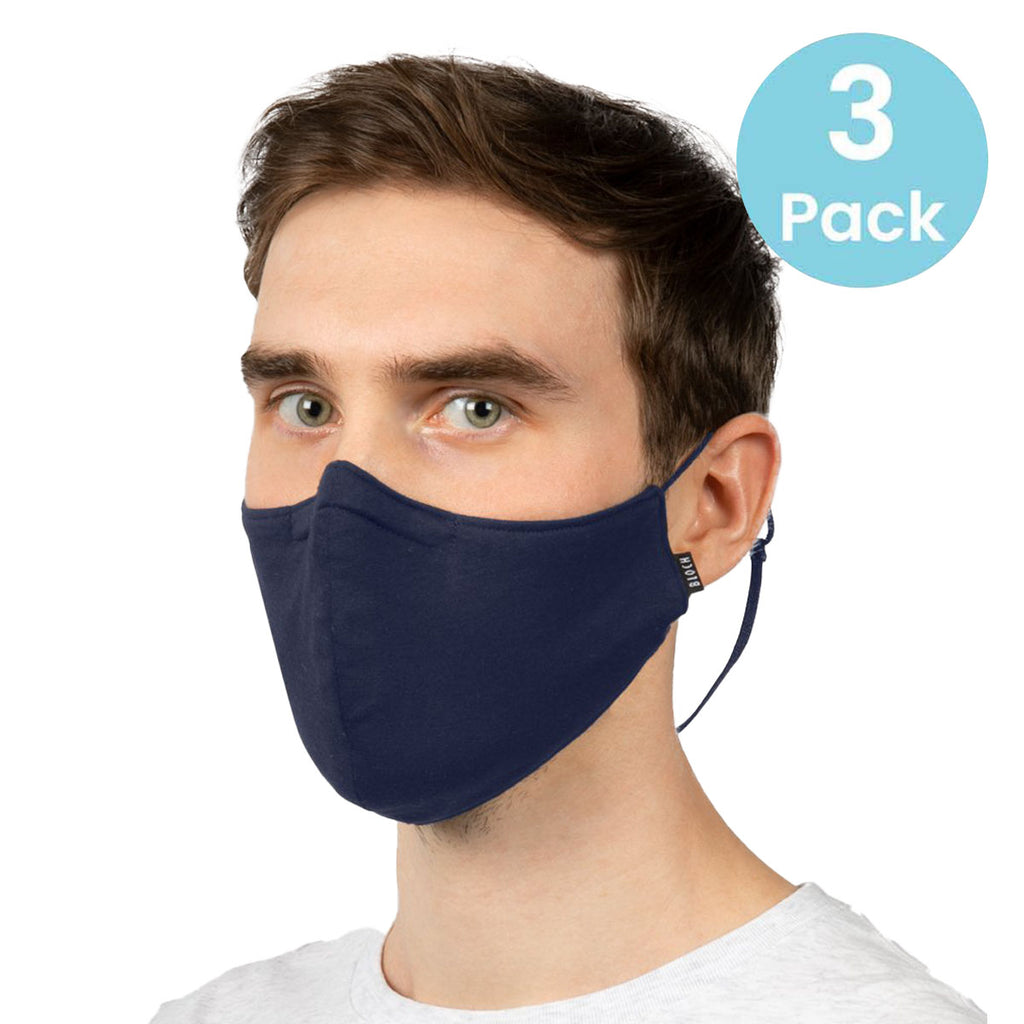 A5004AP - Bloch B-Safe Adult Lanyard Face Mask 3 Pack