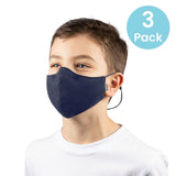 A5004CP - Bloch B-Safe Childrens Lanyard Face Mask 3 Pack