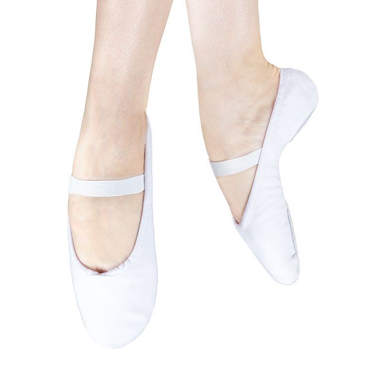 S0213L - Bloch Prolite II Canvas Womens Ballet Flat