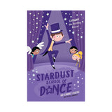 14000 - Stardust School Of Dance: Edmund the Dazzling Dancer Paperback Book By Zanni Louise