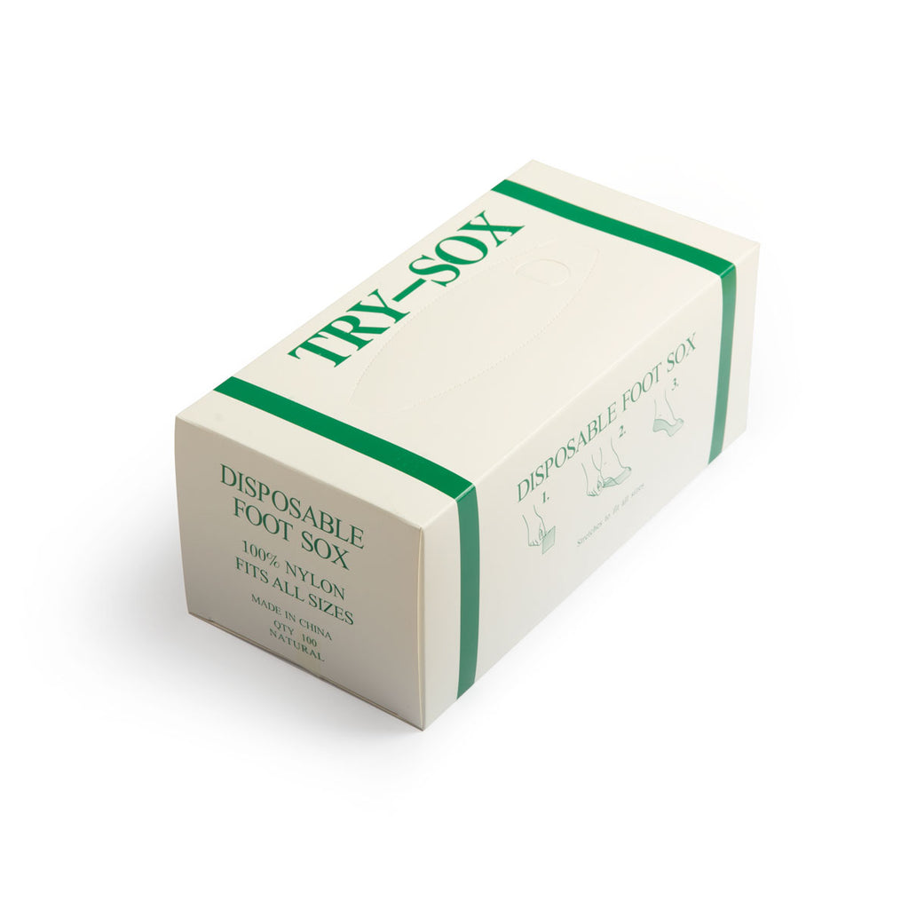 A0313B - Try-Sox Box of 100 (50 pairs)