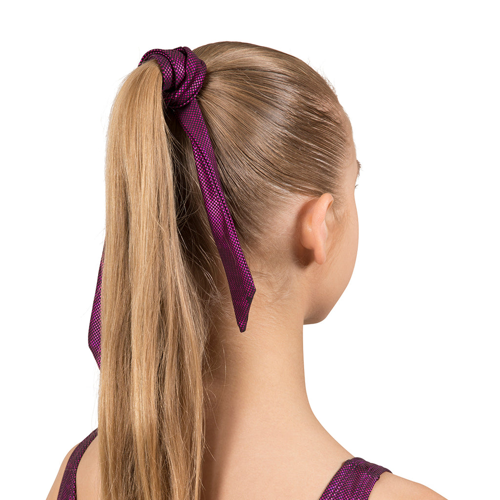 UL5130 - Leo Purple Disco Foil Keyhole Tomboy