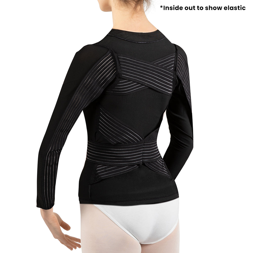 J0002 - Backalast Posture Garment Adult