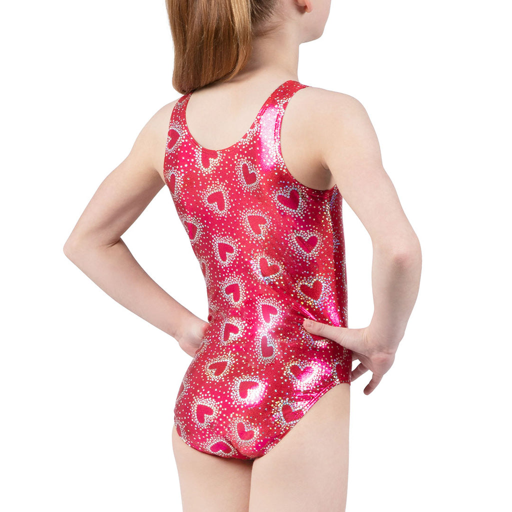 L3228G - Bloch Las Vegas Girls Gymnastics Leotard