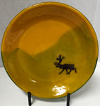 Bowl - Dandalion with Caribou