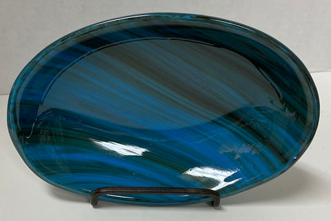 Bowl - Oyster Pearl Oval