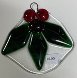 A Rose Ornament - $10