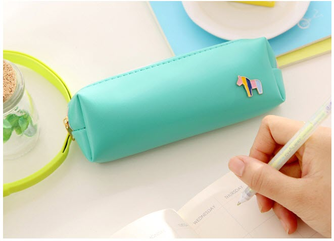 Candy Color Pencil Case
