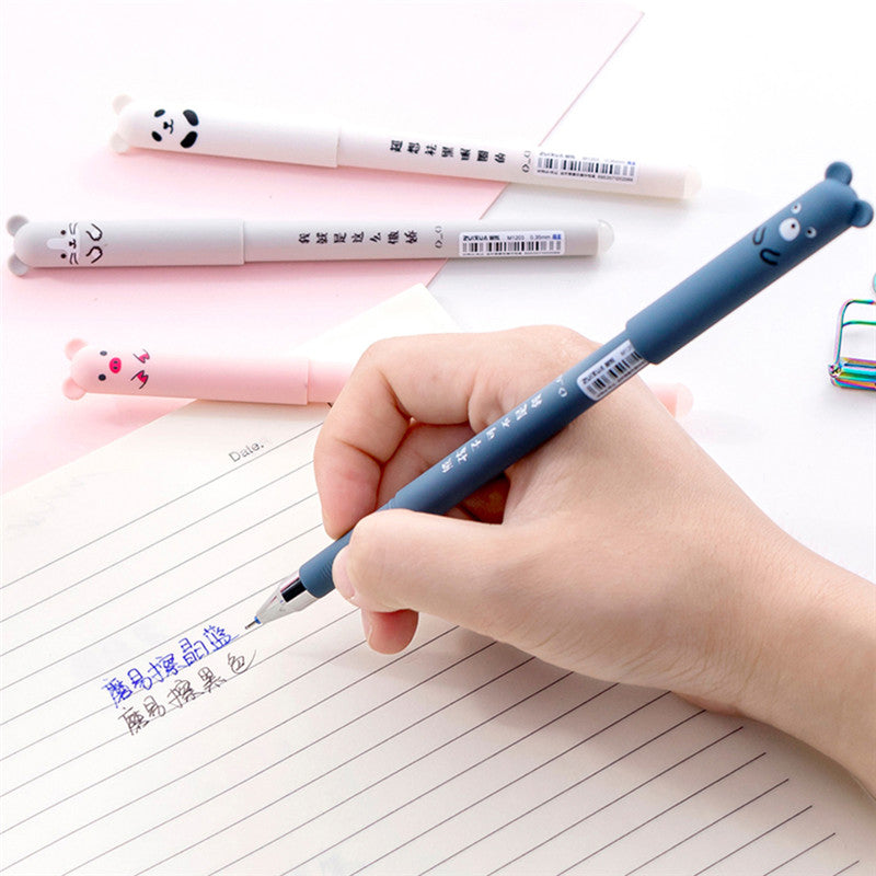 Kawaii Animals Pen (Set of 4)