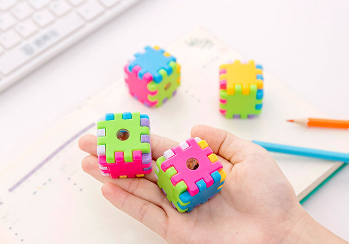 Magic Cube Sharpener