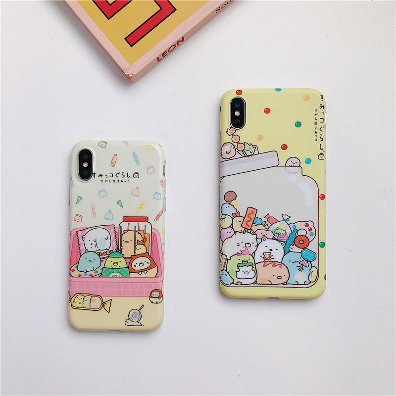 Sumikko Gurashi iPhone Case