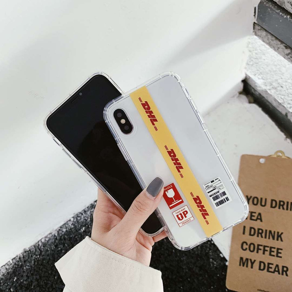 Courier iPhone Case