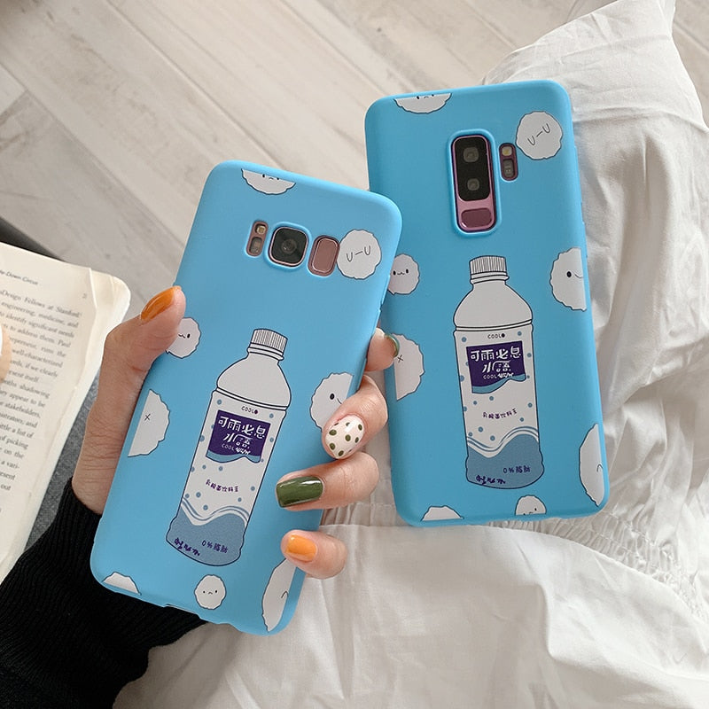 Water Bottle Samsung Case