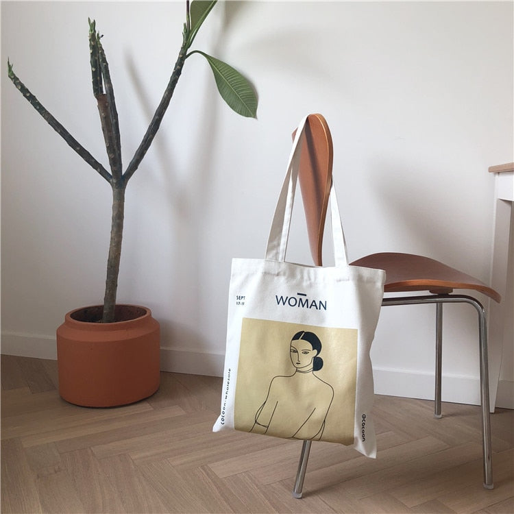 September Issue Tote Bag