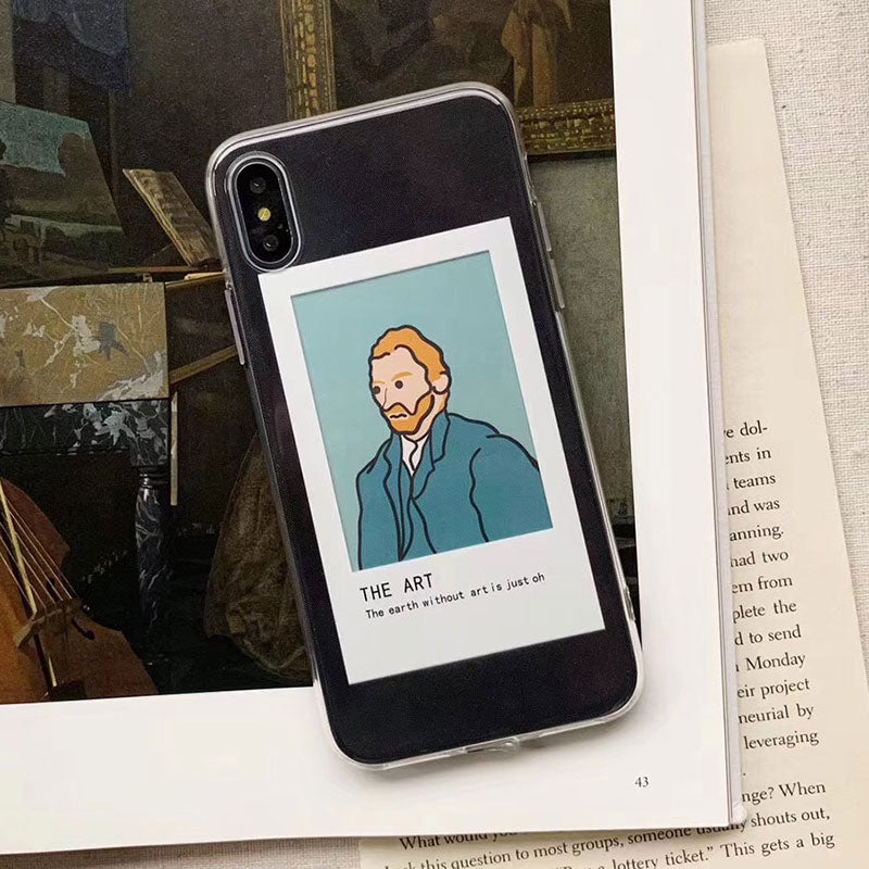 7-in-1 Art Card iPhone Case