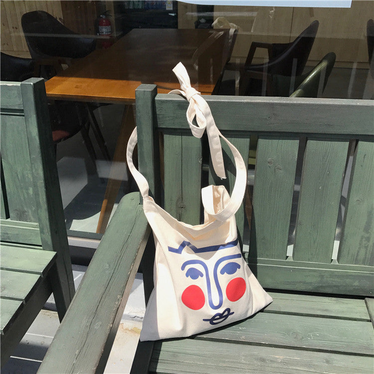 Red Cheeks Tote Bag