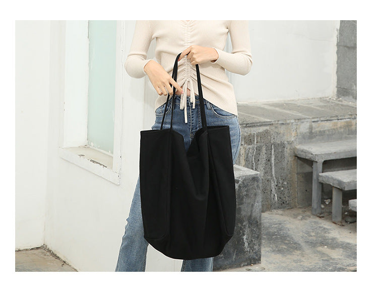 Big Plain Tote Bag