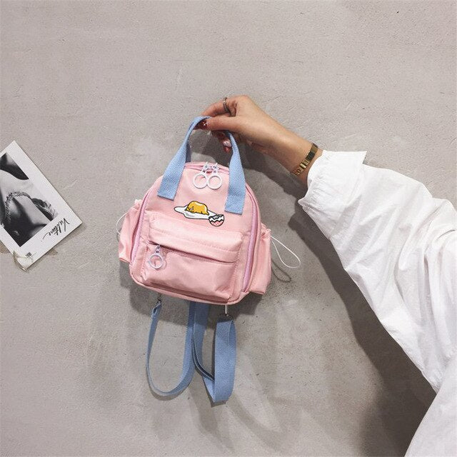 Gudetama Mini Backpack