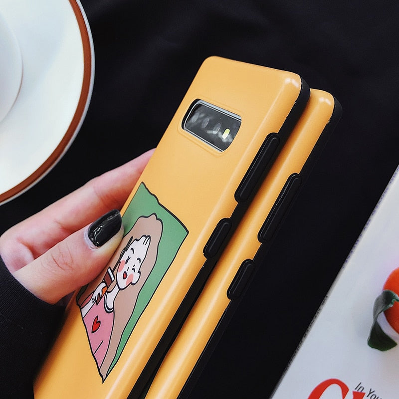 Couple Samsung Case