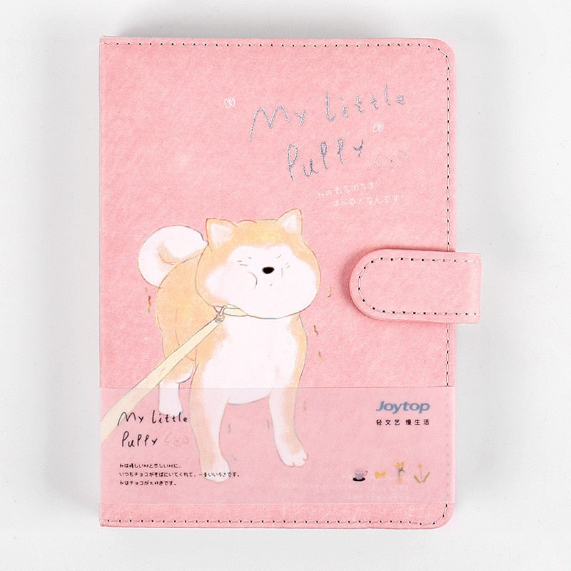 Little Puppy Notebook