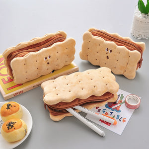 Biscuit Pencil Case