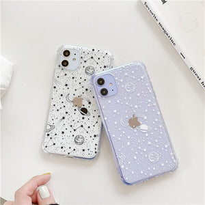 Stars & Planets iPhone Case