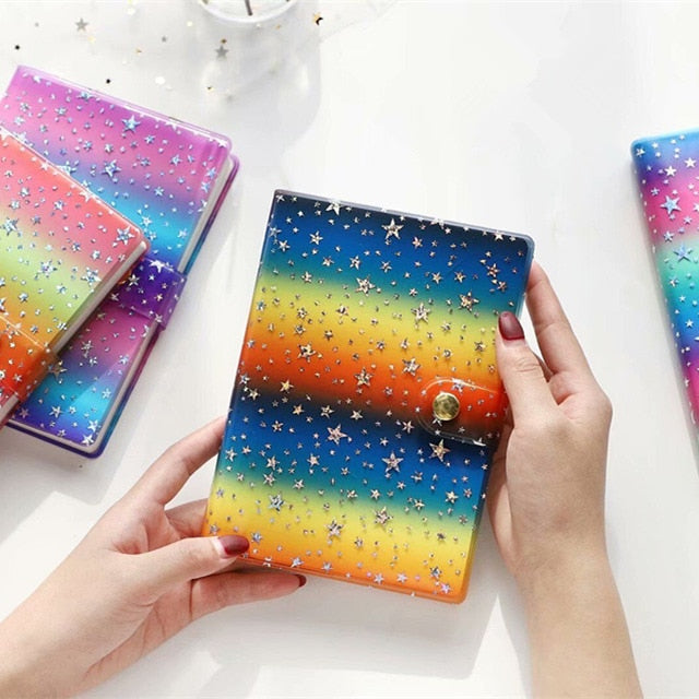 Shining Stars Notebook