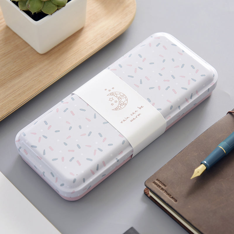 Tin Pencil Case (Collection A)