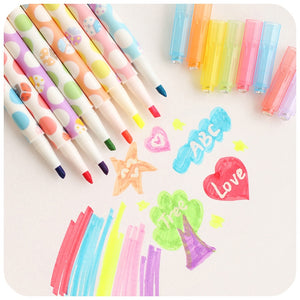 Erasable Highlighter (Set of 8)