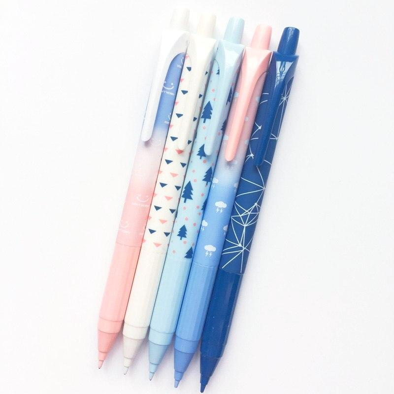 All Over Pattern Lead Pencil (Set of 3)