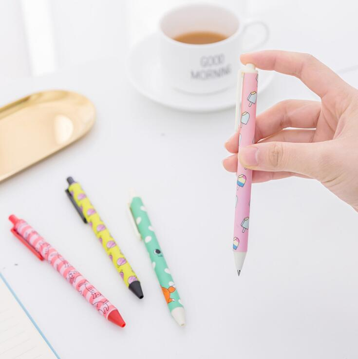 Cartoon Gel Pens