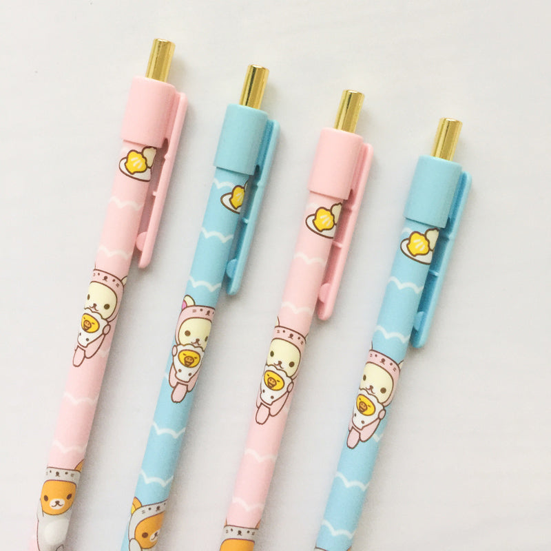 Rilakkuma Pencil (Set of 4)