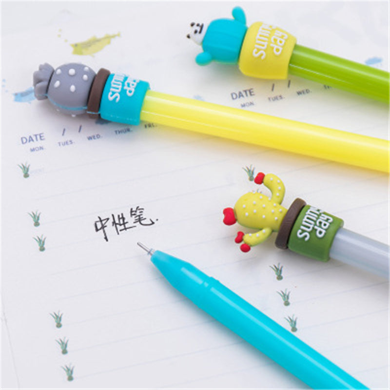 Cactus Pen (Set of 4)