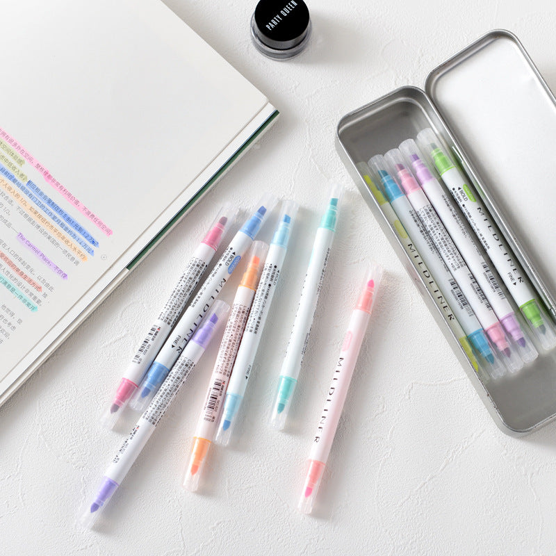 Zebra Mildliner Highlighter (Set of 12)