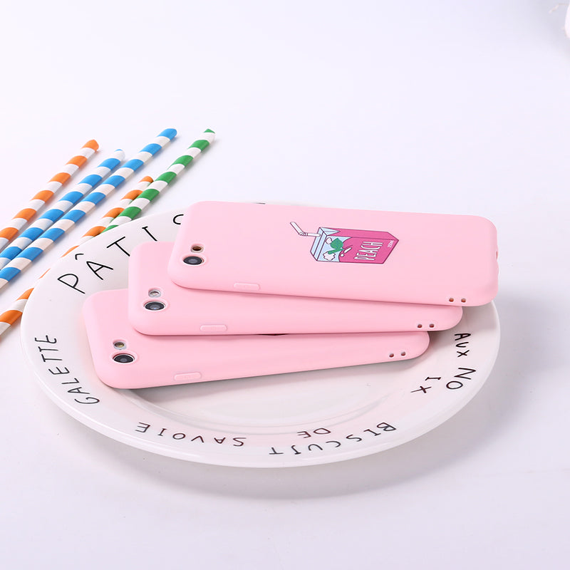 Fruit Drinks iPhone Case