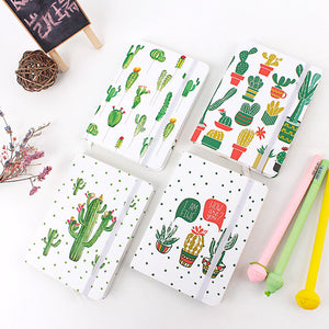 Cactus Hardcover Notebook